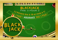 Machine à sous gratuite Casino 770 : Blackjack.