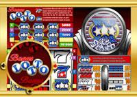 Machine à sous gratuite Casino 770 : Loto.