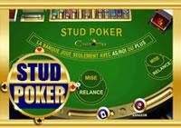 Machine à sous gratuite Casino 770 : Stud Poker.