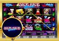 Machine à sous gratuite Casino 770 : Jet Set.