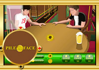 Machine à sous gratuite Casino 770 : Pile ou Face.