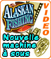 machine à sous Alaskan Fishing