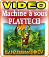 machine à sous Banana Monkey