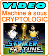 machine à sous Striker Fortune