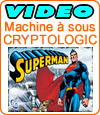 machine à sous Superman