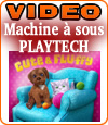 machine à sous Cute & Fluffy