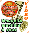 machine à sous Dragon Lady