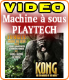 machine à sous King Kong
