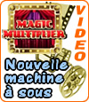 machine à sous Magic Multiplier