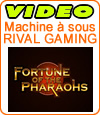 machine à sous Fortune of the Pharaohs