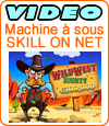 machine à sous Wild West Bounty