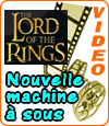 machine à sous The Lord of the Rings