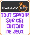 jeux casino Pragmatic Play