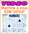 machine à sous Numbers
