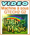 machine à sous Irish Magic