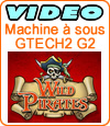 machine à sous Wild Pirates