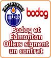 Un nouveau partenariat entre Bodog et Edmonton Oilers ?