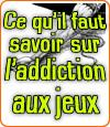 L'addiction aux jeux, tout ce qu'il faut savoir sur ce fléau en France.