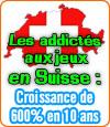 La Suisse confrontée à l'addiction aux jeux.