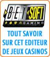 Betsoft Gaming, des machines à sous en 3D remarquables.