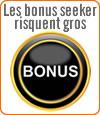 Etes-vous un bonus seeker sur les casinos en ligne ? Attention !