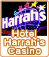 L'hôtel Harrah's Casino de Las Vegas.