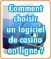 Logiciels de casino en ligne, comment les choisir ?