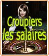 La profession de croupier, un métier en plein essor.