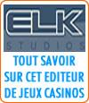 Elk Studios, un logiciel remarquable qui engendre des machines à sous de qualité.