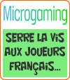 Microgaming serre la vis aux joueurs français dans ses casinos en ligne.