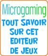 Microgaming, l'incontournable éditeur de jeux de casino.