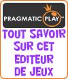 Pragmatic Play, du talent à revendre dans les jeux casino.