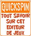 Quickspin, un éditeur de jeux casino en pleine ascension.