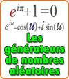 Les générateurs de nombres aléatoires des machines à sous et autres jeux.