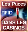 Sécurité : les puces RFID envahissent les casinos en dur.