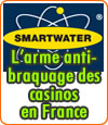 SmartWater, la solution contre les braquages des casinos.