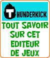 ThunderKick, encore une société suédoise de jeux de casino.
