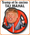 Trump et ses Casinos d'Atlantic City, petit retour !
