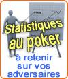 Les 6 statistiques fondamentales en tournoi de poker multi-tables.