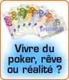 Vivre du poker en ligne ?