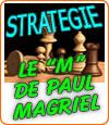 """Stratégie au poker, le """"M"""" de Paul Magriel."""