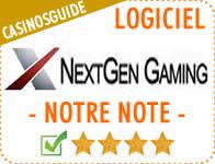 Logiciel de casino Nextgen Gaming.