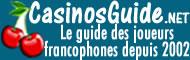 Casinos français en ligne et guide bonus sans dépôt gratuits.