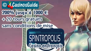 Spintropolis Casino.