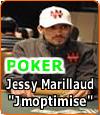 Les débuts au poker en ligne de Jessy Marillaud.