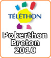 Vanessa Hellebuyck prend sous ses ailes le Pokerthon Breton 2010.