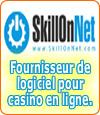 SkillOnNet développe des jeux casinos en ligne innovants.