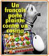 Vincent Dumas, un français, porte plainte contre un casino en ligne et Chypre.