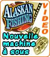 Machine à sous Alaskan Fishing de Microgaming.