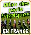 Bilan des paris hippiques en France après la loi sur les jeux d'argent en ligne.